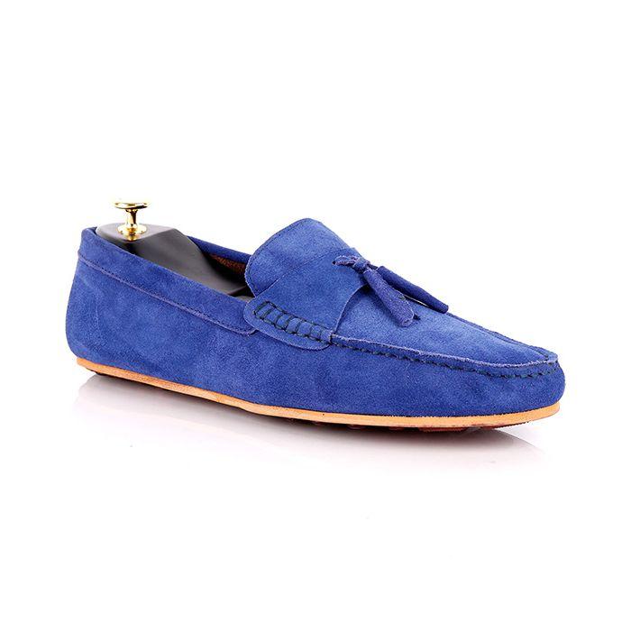 043d1b37b356 Men's Trendy Loafers | Navy Blue