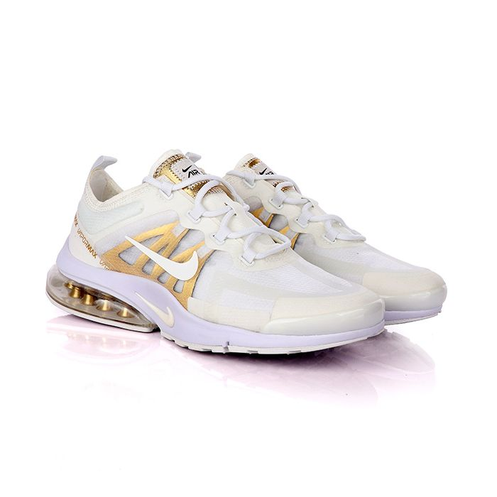 new arrival 75b8a c8a3d Nike Air Vapormax 2019   White Gold