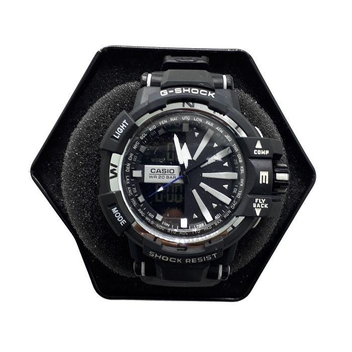 Casio Gshock Cardinal Watch Black