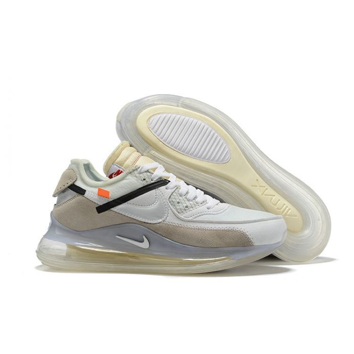 finest selection 5c434 224ea The 10: NIke x Off White Air 720 90 | Grey White