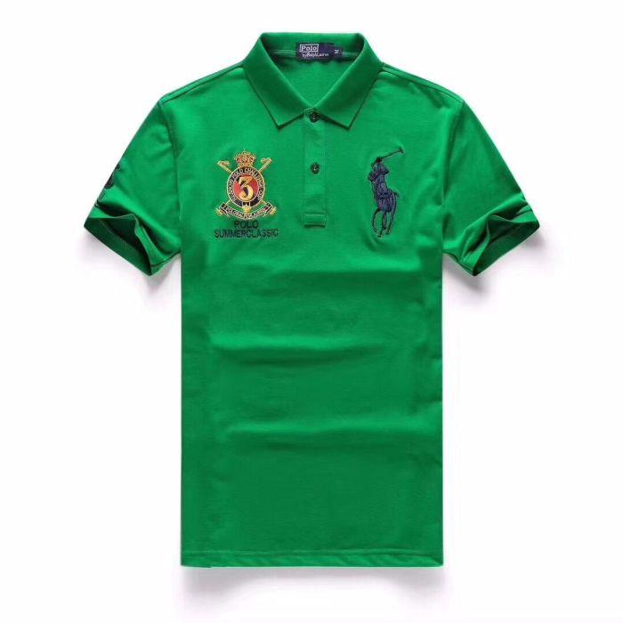 größte Auswahl außergewöhnliche Auswahl an Stilen und Farben Qualitätsprodukte Polo Ralph Lauren Big Pony Green Polo