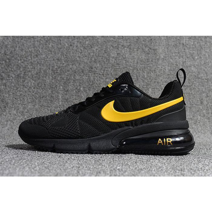 brand new d45fa 5a535 Nike Air Max Flair Futura 270 | Black Gold