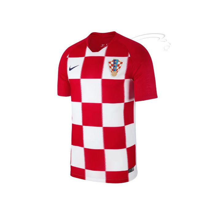 designer fashion 2f5a3 884c1 Croatia Home Red/White Soccer Jersey | Buy Online