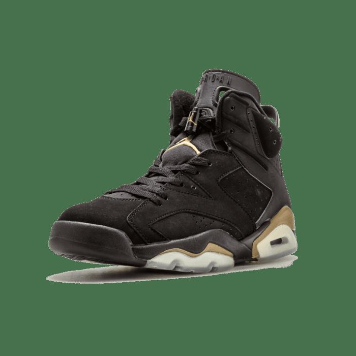 reputable site 78bf0 5fdf3 NIke Air Jordan 6 Retro | Black Gold