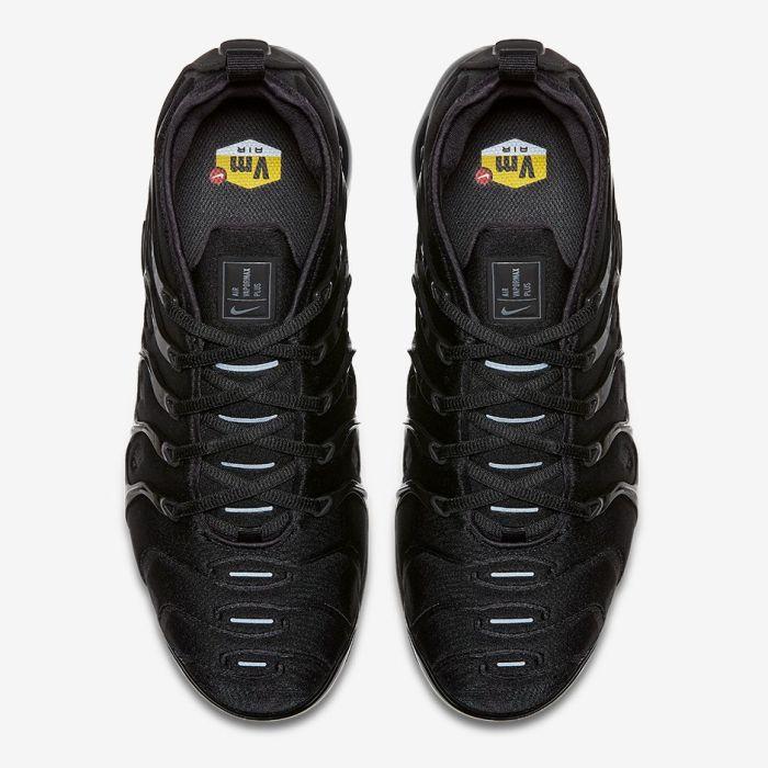 size 40 0a7f1 280bf Nike Air Vapormax Plus Triple Black   Buy Online