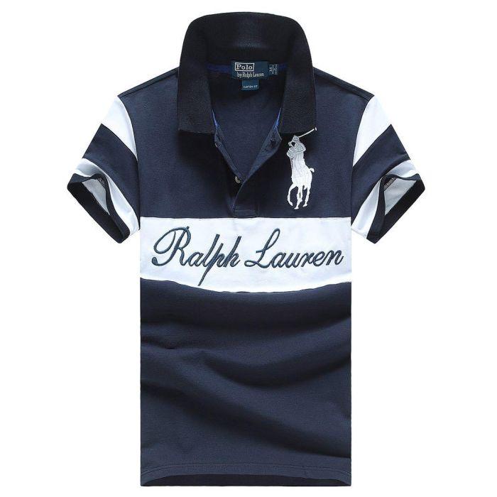 Big Blue PonyNavy Ralph Polo Lauren White QCxtrshBd