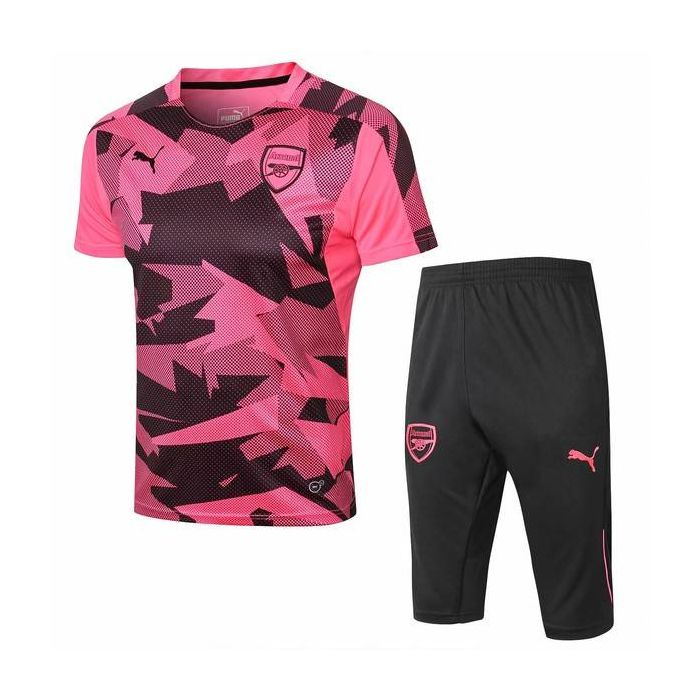 timeless design 4c608 6a13a Arsenal Training Kit Multicolor | Black Pink