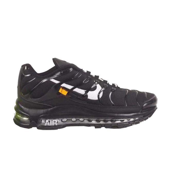 on sale 5028e 3f4b8 Nike Air Max 97 Plus | Black