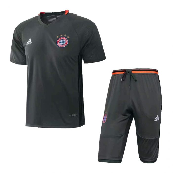san francisco 76289 ae994 Bayern Munich Training Kit - Grey
