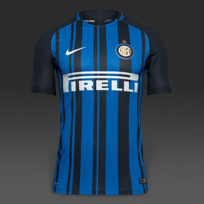 promo code e0aee bccc5 Inter Milan Home Jersey 2017/18