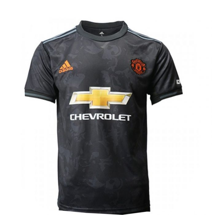 official photos 695e3 b6877 Manchester United Third Jersey 2019/20