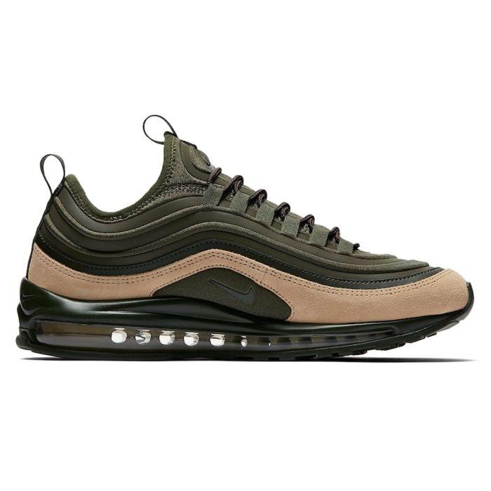 Nike Mens Air Max 97 UL 17 SE Sneakers Kaki BeigeKoop Kaki Beige Buy