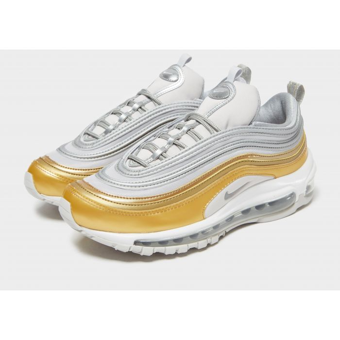 wholesale dealer 4c5d2 c4e4c Nike Air Max 97 SE | Silver Gold