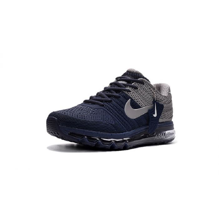 brand new b7857 22ab7 Nike Air Max 2017 | Grey & Navy