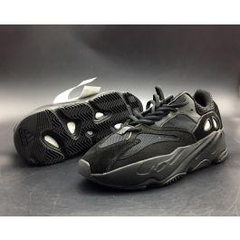 timeless design cd43e d8434 Adidas Yeezy 700 Waverunner   All Black   Buy Online