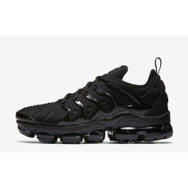 best price separation shoes temperament shoes Nike Air Vapormax Plus Triple Black | Buy Online